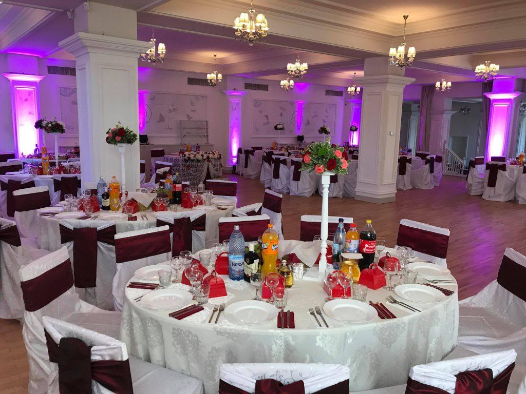 nunta perfecta in Radauti restaurant locatie